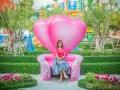 Сердца в Love Garden